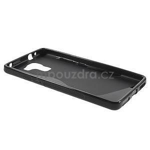 Čierny gélový kryt S-line pre Huawei Honor 7 - 3