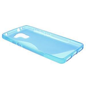 Modrý gélový kryt S-line na Huawei Honor 7 - 3