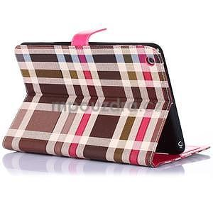 Fashion style puzdro na iPad Air 2 - rose - 3