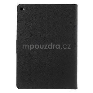 Excelent Diary puzdro pre iPad Air 2 - čierne - 3