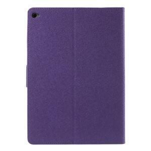 Excelent Diary puzdro pre iPad Air 2 - fialové - 3
