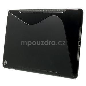 S-line gélový obal na iPad Air 2 - čierny - 3