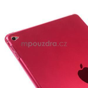 Ultra tenký slim obal pre iPad Air 2 - červený - 3
