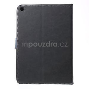 Daffi elegantné puzdro na iPad Air 2 - šedé - 3