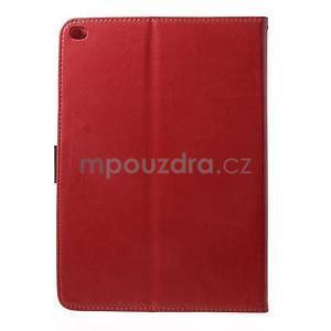Daffi elegantné puzdro na iPad Air 2 - červené - 3