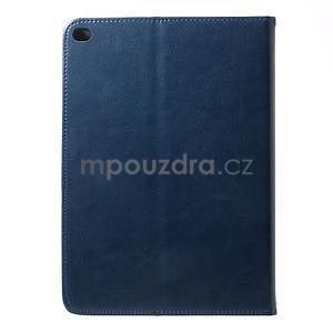 Daffi elegantné puzdro pre iPad Air 2 - tmavomodré - 3