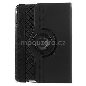 Circ otočné puzdro na Apple iPad Air - čierne - 3