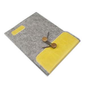 Envelope univerzálne púzdro na tablet 22 x 16 cm - žlté - 3
