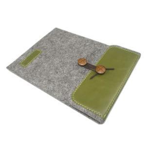 Envelope univerzálne púzdro na tablet 22 x 16 cm - zelené - 3