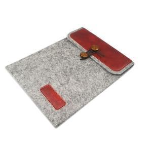 Envelope univerzálne púzdro na tablet 22 x 16 cm - červené - 3