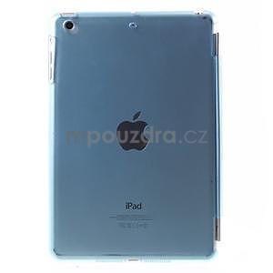 Classic tří polohové puzdro na iPad Mini 3, ipad Mini 2 a na iPad Mini -  modré - 3