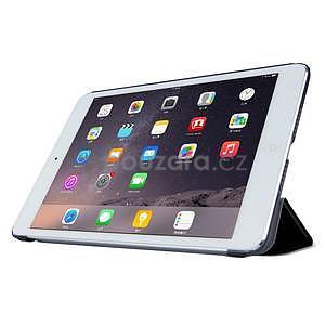 Lines polohovateľné puzdro na iPad Mini 3 / iPad Mini 2 / iPad mini - čierne - 3
