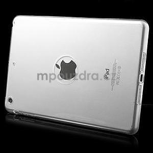 Ultra tenký slim obal na iPad Mini 3, iPad Mini 2, iPad Mini - transparentný - 3
