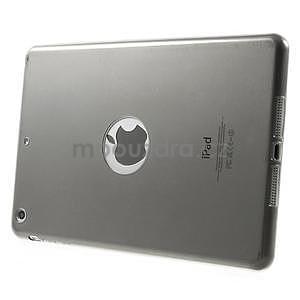 Ultra tenký slim obal na iPad Mini 3, iPad Mini 2, iPad Mini - šedý - 3
