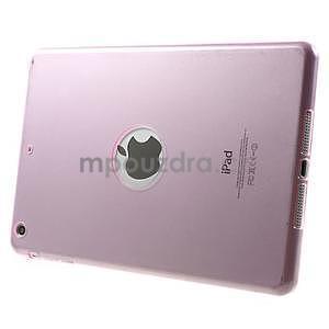 Ultra tenký slim obal na iPad Mini 3, iPad Mini 2, iPad Mini - ružový - 3