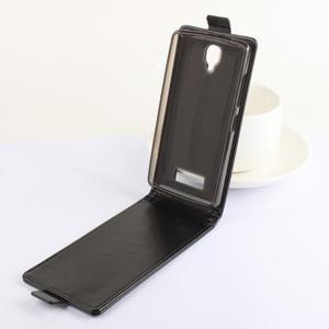 Flipové puzdro pre mobil Lenovo A2010 - oranžové - 3