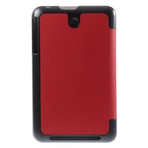 Supreme polohovateľné puzdro na tablet Asus Memo Pad 7 ME176C - červené - 3