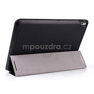 Troj-polohové puzdro pre tablet Lenovo IdeaTab A10-70 - čierne - 3
