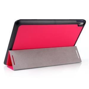Troj-polohové puzdro na tablet Lenovo IdeaTab A10-70 - rose - 3