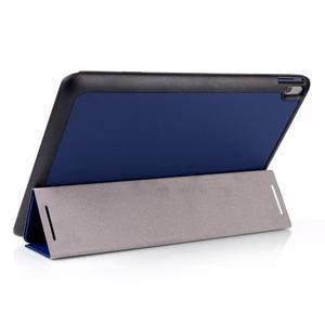 Troj-polohové puzdro na tablet Lenovo IdeaTab A10-70 - tmavomodré - 3