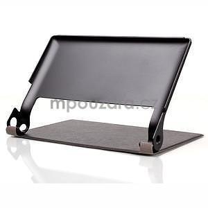 Koženkové puzdro na Lenovo Yoga Tablet 2 8.0 - čierne - 3