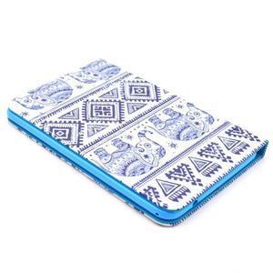 Puzdro pre tablet Samsung Galaxy Tab 8.0 4 - slony - 3