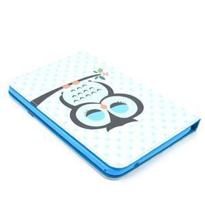 Puzdro pre tablet Samsung Galaxy Tab 8.0 4 - sovičky - 3