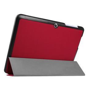 Trojpolohové puzdro pre tablet Acer Iconia One 10 B3-A20 - červené - 3