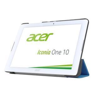 Třípolohové pouzdro na tablet Acer Iconia One 10 B3-A20 - světlemodré - 3