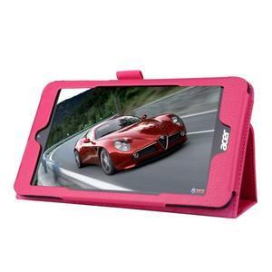 Seas dvoupolohový obal pre tablet Acer Iconia One 7 B1-750 - rose - 3