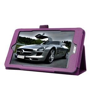Seas dvoupolohový obal pre tablet Acer Iconia One 7 B1-750 - fialové - 3