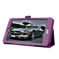 Seas dvoupolohový obal pre tablet Acer Iconia One 7 B1-750 - fialové - 3/5