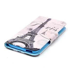 Motive pouzdro na mobil Acer Liquid Jade Z - Eiffelova věž - 3