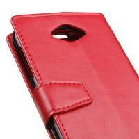 Puzdro na mobil Acer Liquid Z530 - červené - 3/7