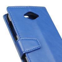 Puzdro na mobil Acer Liquid Z530 - modré - 3/7