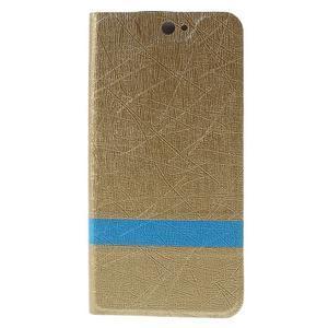 Klopové pouzdro na mobil Acer Liquid Z530 - zlaté - 3