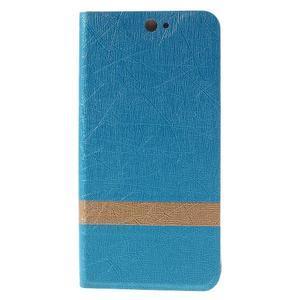 Klopové pouzdro na mobil Acer Liquid Z530 - modré - 3