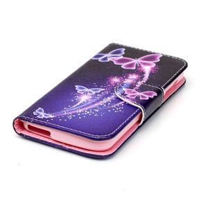 Luxy peňaženkové puzdro pre Acer Liquid Z530 - kouzelní motýľci - 3