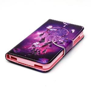 Peňaženkové puzdro pre mobil Acer Liquid Z630 - lapač snov - 3