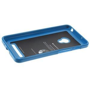 Gélový obal pre Asus Zenfone 5 - modrý - 3