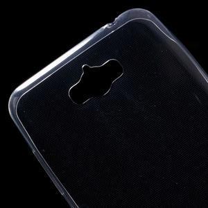 Transparentní gelový obal na Asus Zenfone Max - 3