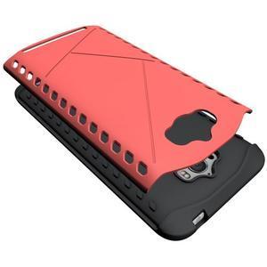 Odolný kryt na mobil Asus Zenfone Max - červený - 3