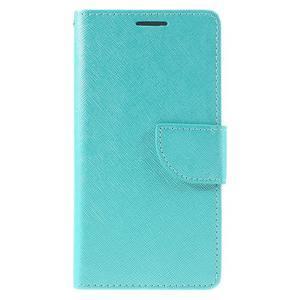 Crossy peněženkové pouzdro na Huawei P9 - modré - 3
