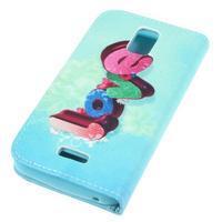 Peňaženkové puzdro na mobil Huawei Y3 a Y360 - love - 3/7
