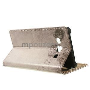 Peňaženkové puzdro pre Samsung Galaxy A3 - americké srdce - 3