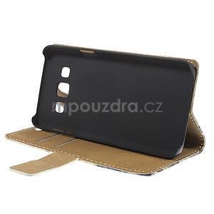 Peňaženkové puzdro pre Samsung Galaxy A3    - Šikmá veža - 3