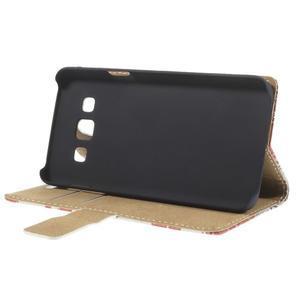 Peňaženkové puzdro pre Samsung Galaxy A3 - Socha Svobody - 3