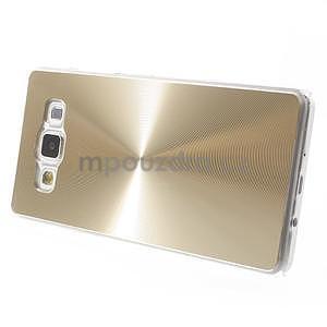 Zlatý metalický kryt pre Samsung Galaxy A5 - 3