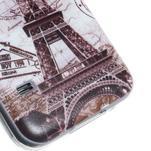 Ultra tenký gélový obal Samsung Galaxy S5 mini - Eiffel - 3/7