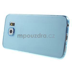 Ultra tenký obal pre Samsung Galaxy S6 - modrý - 3